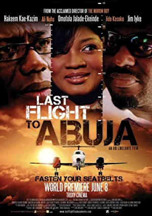 Where to stream Last Flight to Abuja