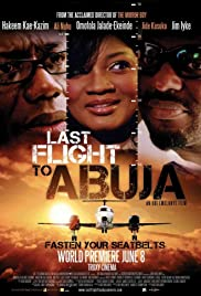 Last Flight to Abuja Poster