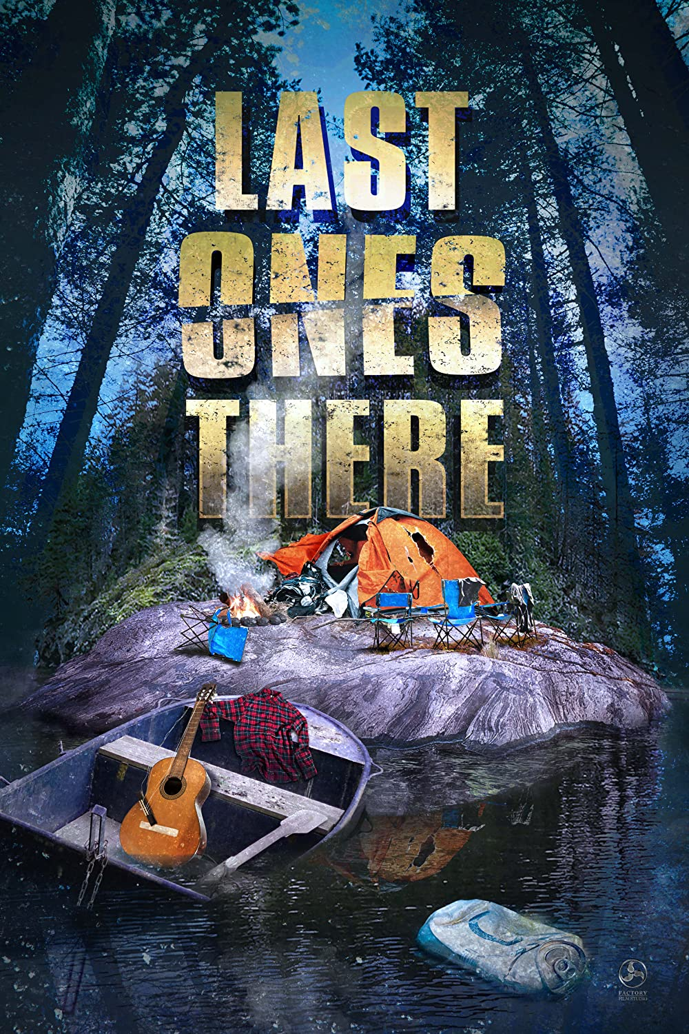 Last Ones There 2021 English HDRip 250MB Download