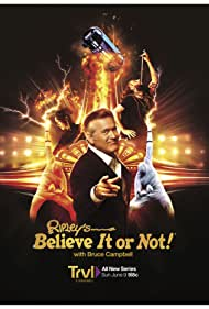 Bruce Campbell in Ripley's Believe It or Not! (2019)