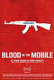 Blood in the Mobile Poster