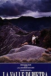 La valle di pietra Poster
