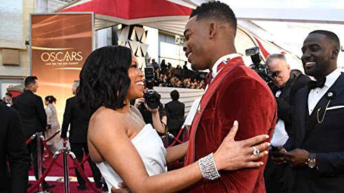 Oscar-Winner Regina King and Stephan James Celebrate the 'Beale Street' Family