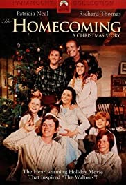 the homecoming a christmas story poster - A Christmas Memory 1997