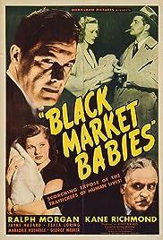 Black Market Babies Poster
