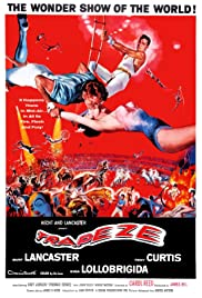 Trapeze (1956) Poster - Movie Forum, Cast, Reviews