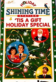Shining Time Station: 'Tis a Gift Poster
