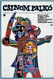 Csínom Palkó Poster