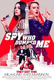 The Spy Who Dumped Me (2018) 720p