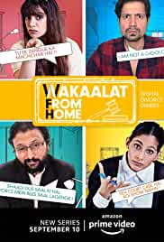 Wakaalat from Home Season 1 Complete (2020) Hindi | x264 AMZN WEB-DL | 1080p | 720p | 480p