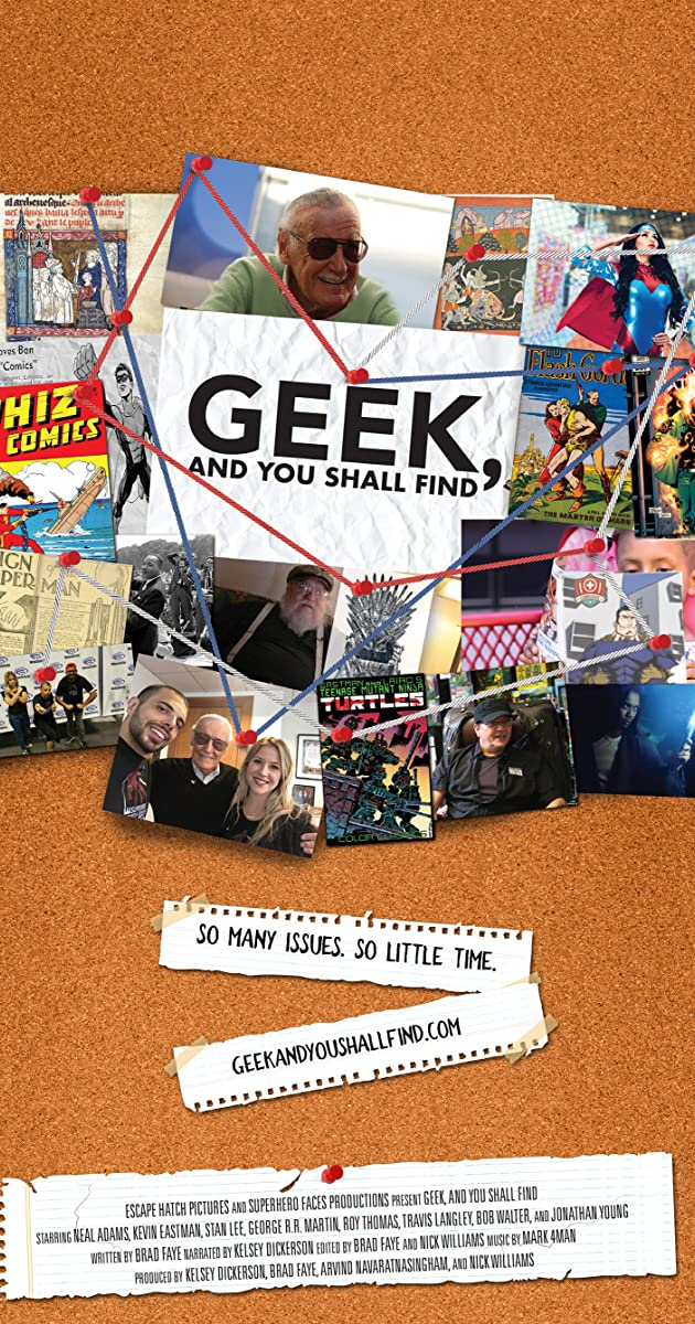 Geek, and You Shall Find (2019) Subtitles