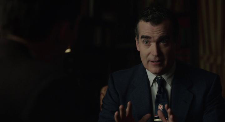 Brian d'Arcy James in Rebel in the Rye (2017)