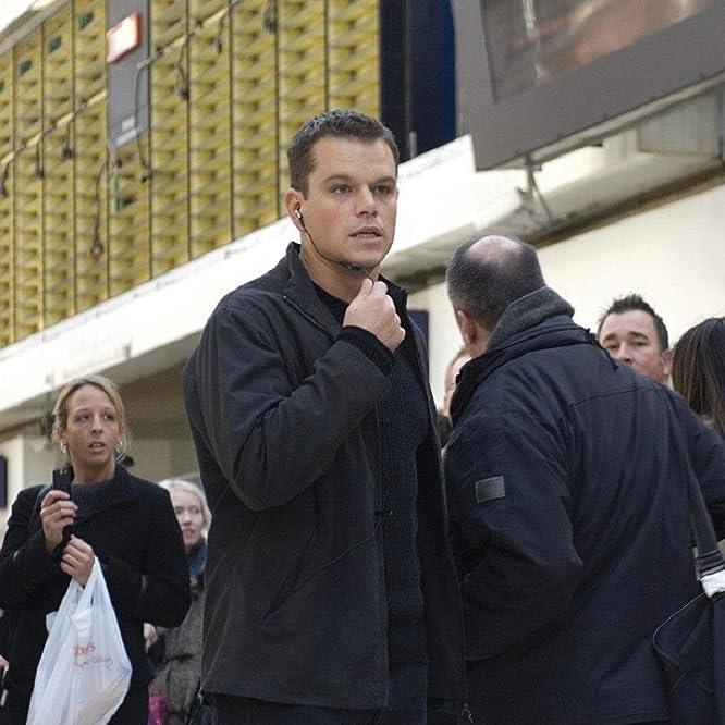Matt Damon in The Bourne Ultimatum - Il ritorno dello sciacallo (2007)