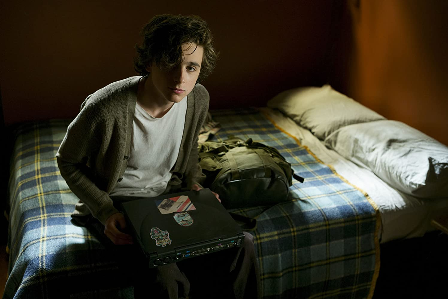 Timothée Chalamet in Beautiful Boy (2018)