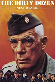 Lee Marvin in The Dirty Dozen: Next Mission (1985)