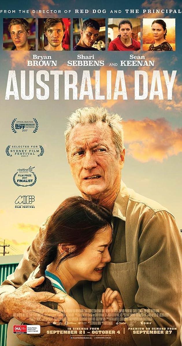 Subtitle of Australia Day