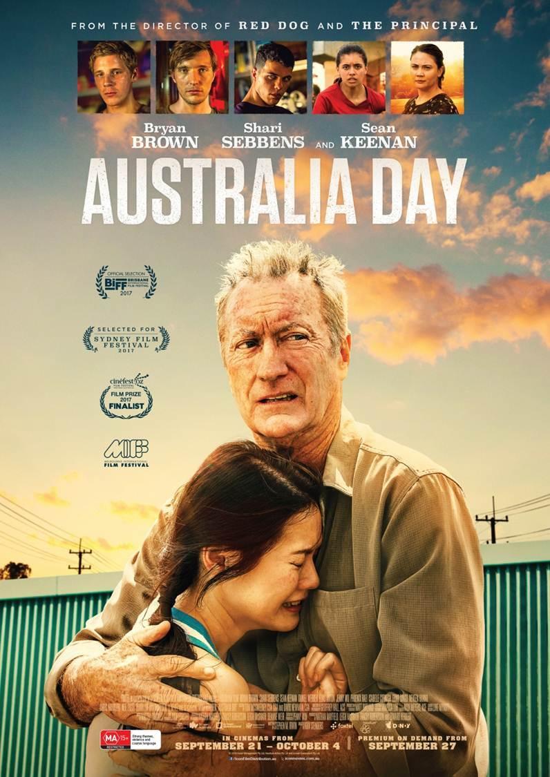 Australia Day (2017) BluRay 720p & 1080p