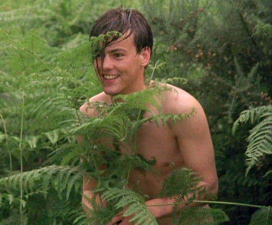 Rupert Graves in A Room with a View 1985