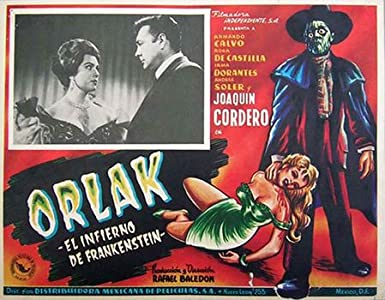 Downloadable funny movies Orlak, el infierno de Frankenstein [avi]