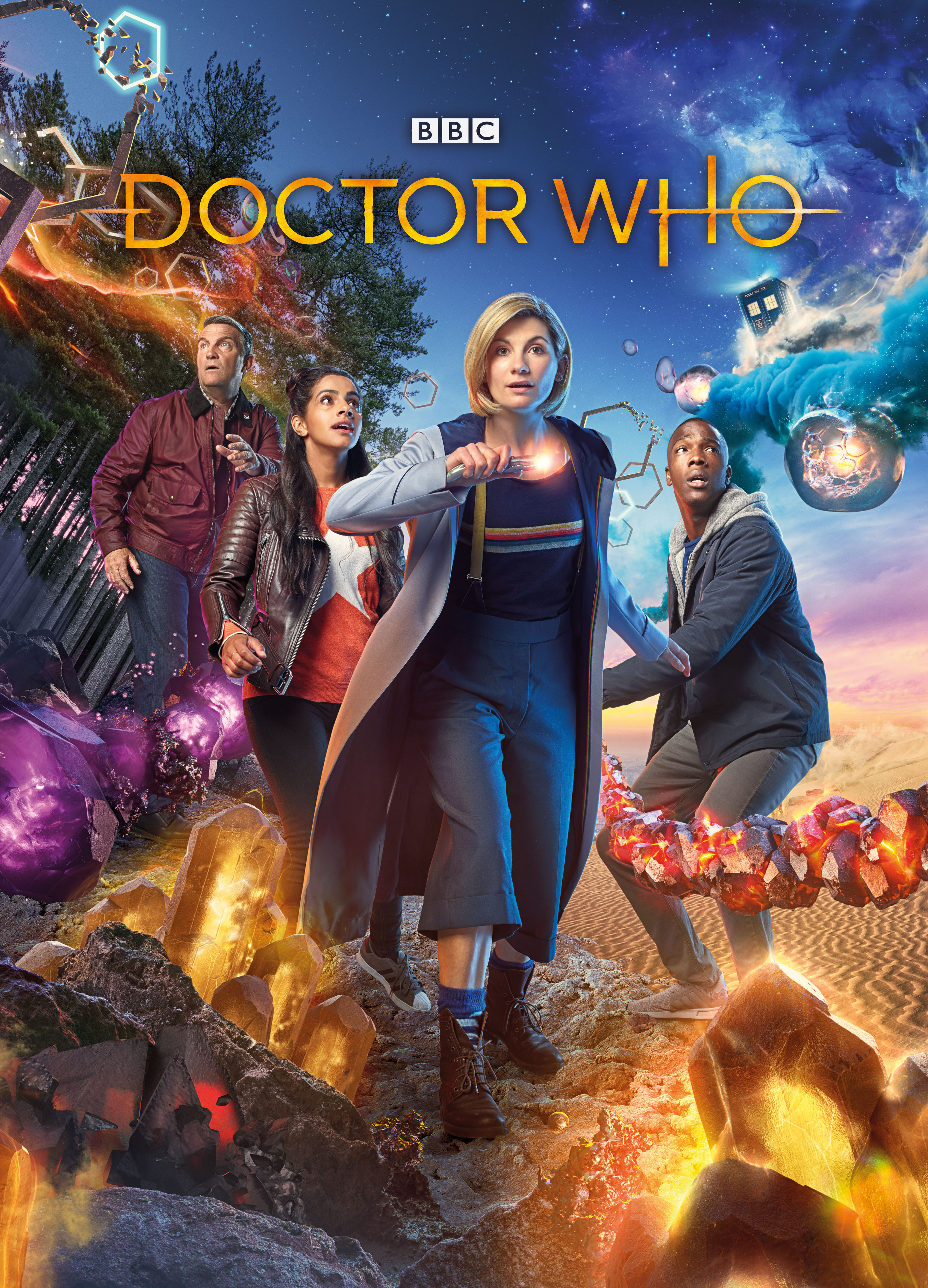 Doctor Who Season 11 COMPLETE WEBRip 480p, 720p & 1080p
