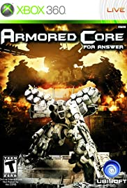 Armored Core: For Answer Poster
