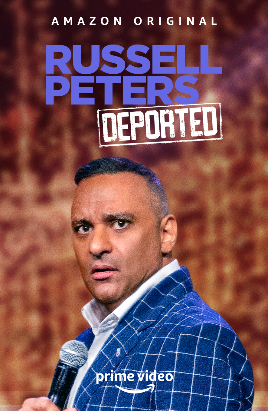 Russell Peters: Deported World Tour (2020)