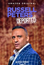 Russell Peters: Deported (2020) Russell Peters: Deported World Tour 1080p