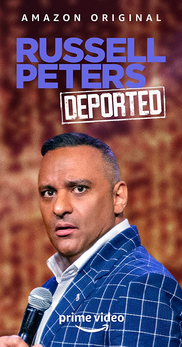 Subtitle of Russell Peters: Deported