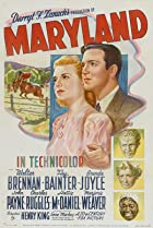 Maryland (1940) Poster