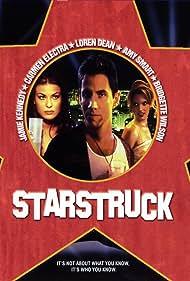 Loren Dean, Carmen Electra, and Bridgette Wilson-Sampras in Starstruck (1998)