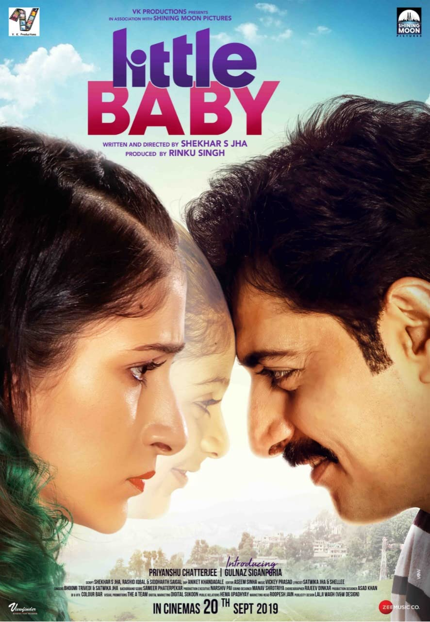 Little Baby 2019 Hindi 720p HDTVRip x264 AAC Full Bollywood Movie [850MB]