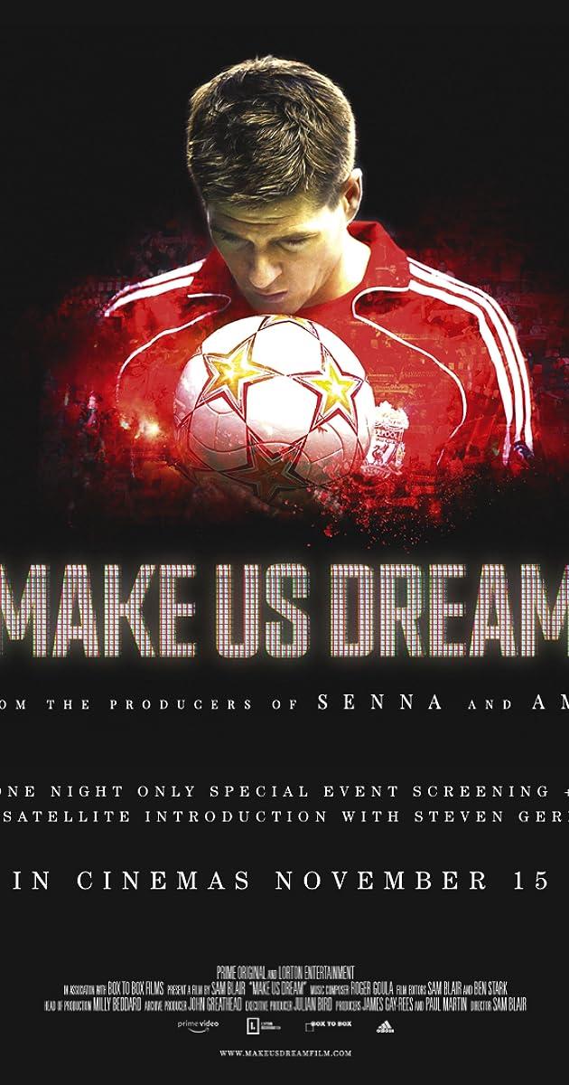 Subtitle of Make Us Dream