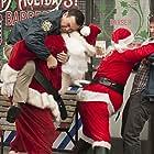 Joe Lo Truglio and Andy Samberg in Brooklyn Nine-Nine (2013)