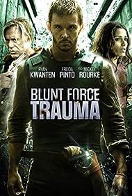 Mickey Rourke, Ryan Kwanten, and Freida Pinto in Blunt Force Trauma (2015)