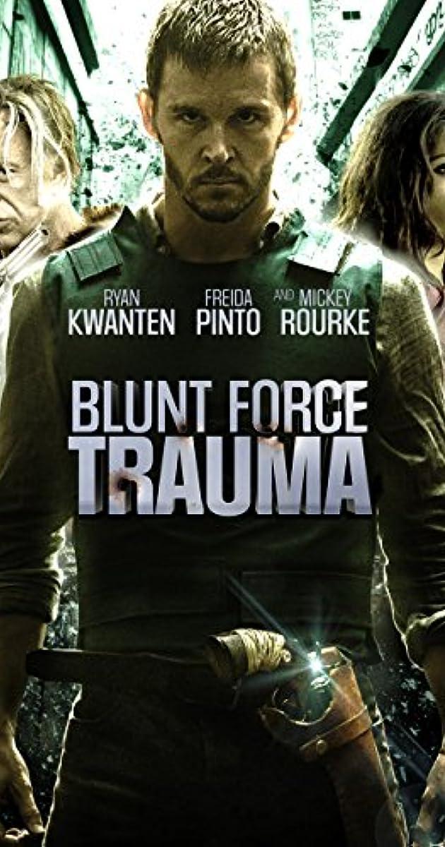 Subtitle of Blunt Force Trauma