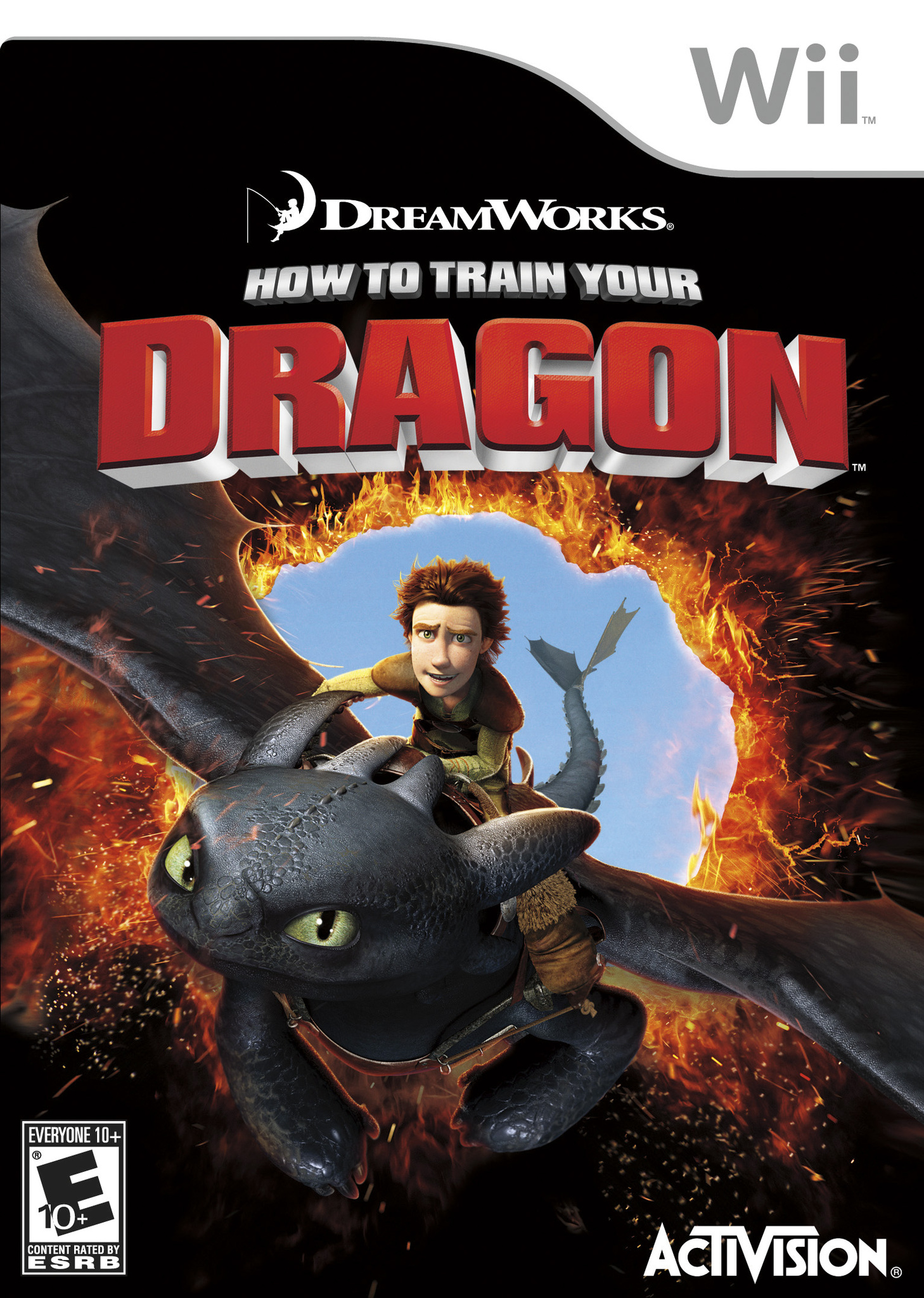 How To Train Your Dragon Video Game 2010 Imdb