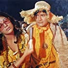 Dev Anand and Zeenat Aman in Haré Rama Haré Krishna (1971)