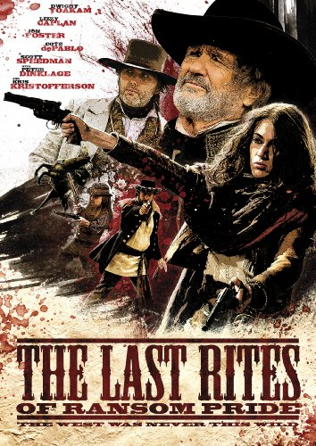 Kris Kristofferson and Lizzy Caplan in The Last Rites of Ransom Pride (2010)