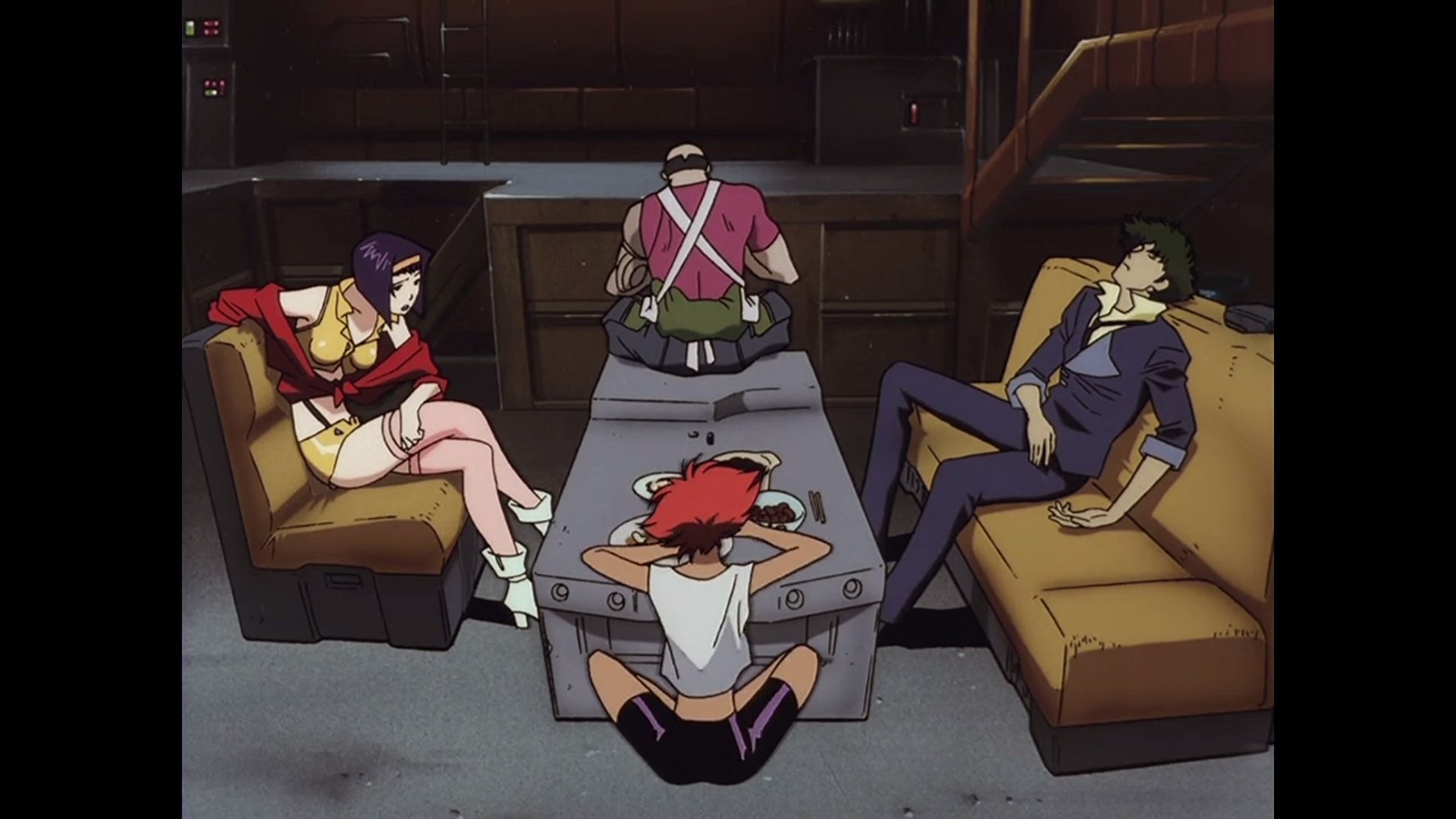 Cowboy Bebop movie download in hd