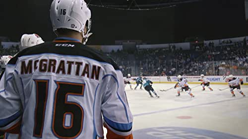 On-ice enforcers struggle to rise through the professional ranks of the world's most prestigious hockey league, only to be confronted with a new found fight for the existence of the role itself.