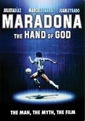 Maradona, the Hand of God