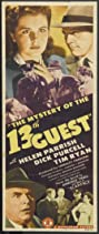 The Mystery of the 13th Guest (1943) Poster