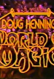 Doug Henning's World of Magic Poster