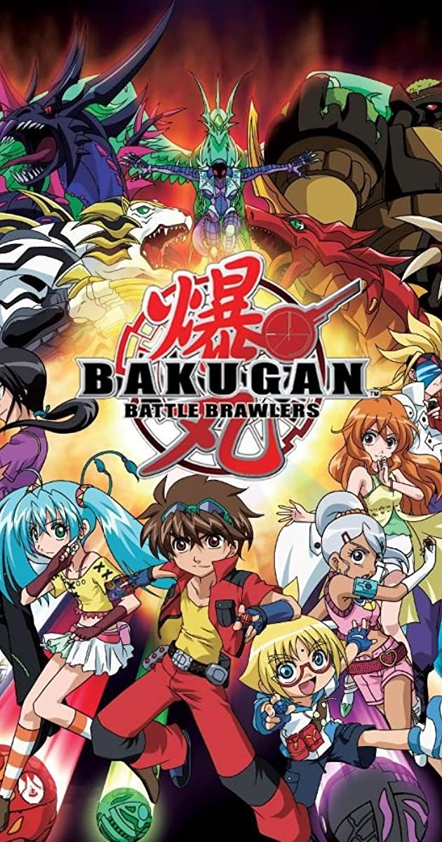 bakugan battle brawlers tv series 2007�2010 imdb