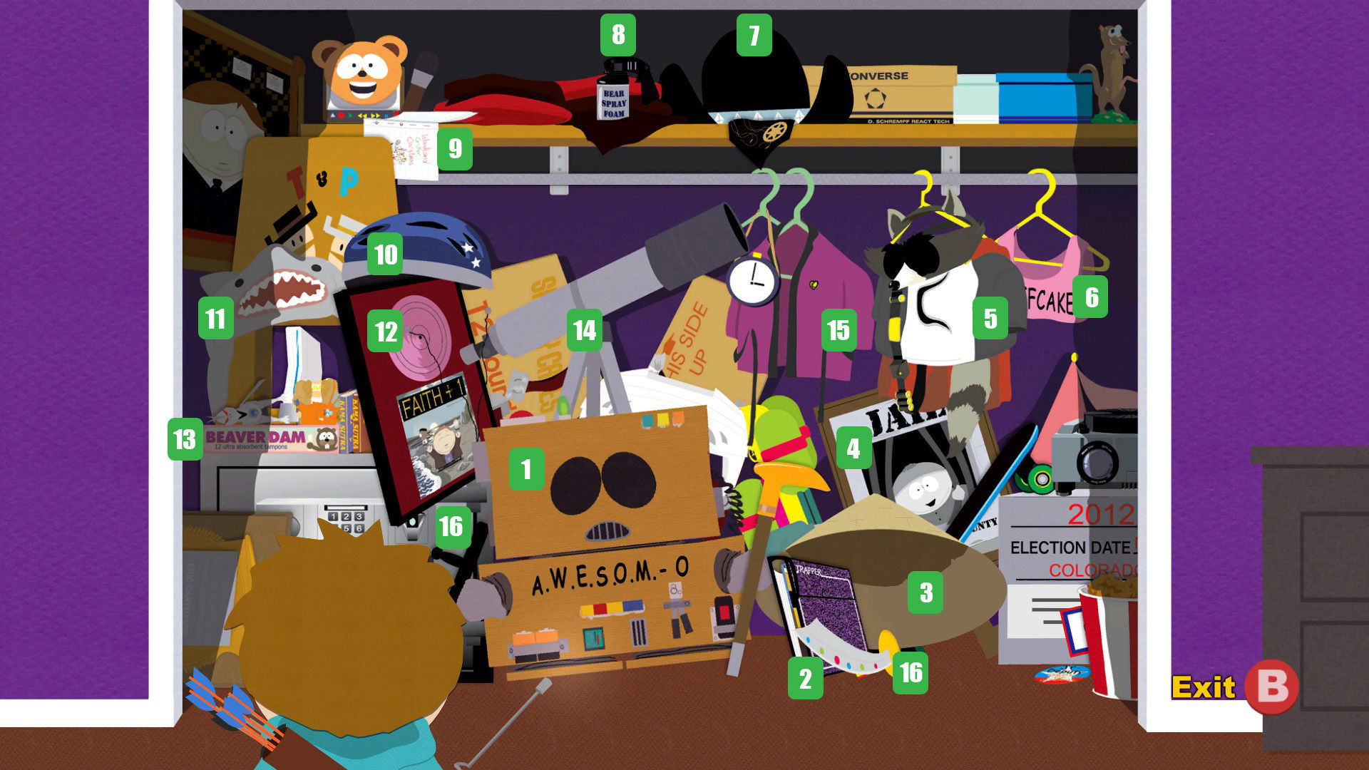 South Park The Stick Of Truth Video Game 2014 Photo Gallery