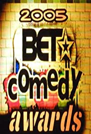 2005 BET Comedy Awards Poster