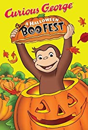 Curious George: A Halloween Boo Fest Poster