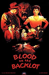 The movie notebook download Blood on the Backlot USA [iPad]