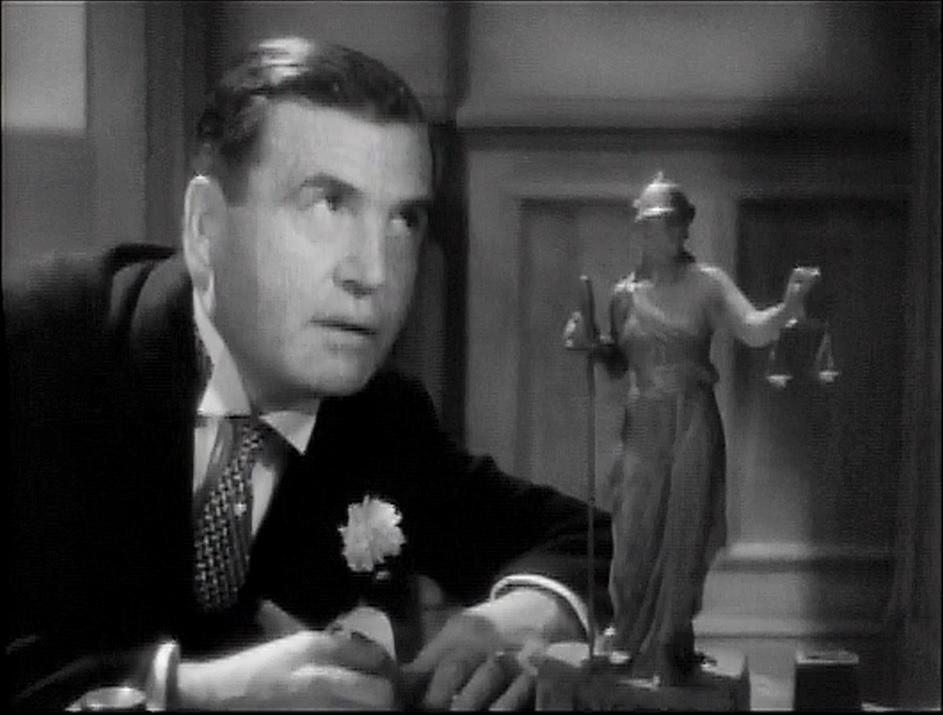 Rockliffe Fellowes in Lawyer Man (1932)