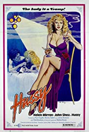 Hussy (1980) Poster - Movie Forum, Cast, Reviews